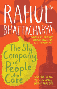 Winner of THE HINDU Literary Prize 2011